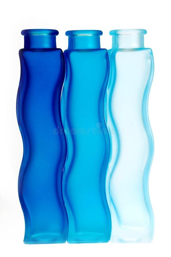 Free Blue Bottles Royalty Free Stock Photos - 2010678