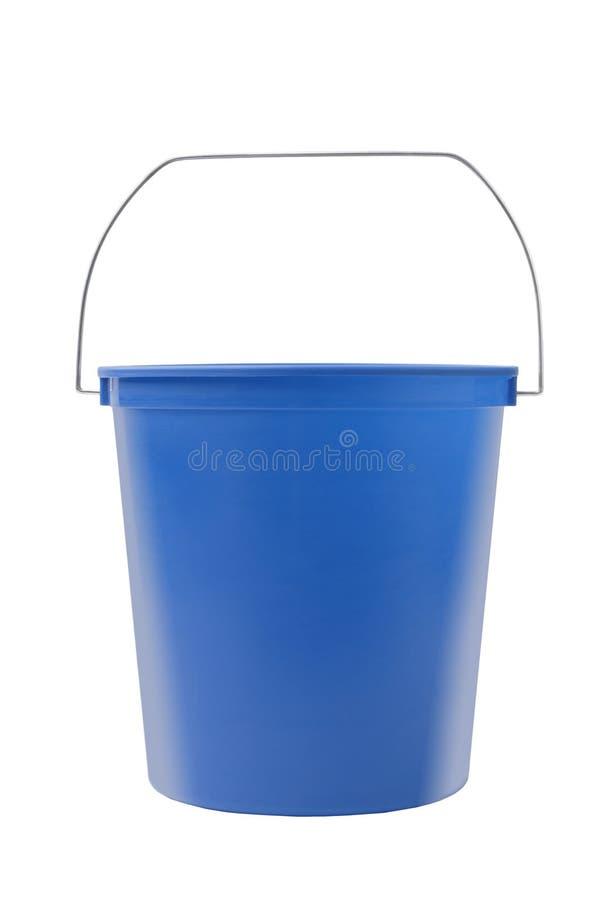 Download Blue Bucket stock photo. Image of handle, bucket, plastic - 10168048