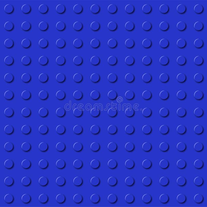Free Blue Building Blocks Seamless Pattern Royalty Free Stock Photography - 117337947