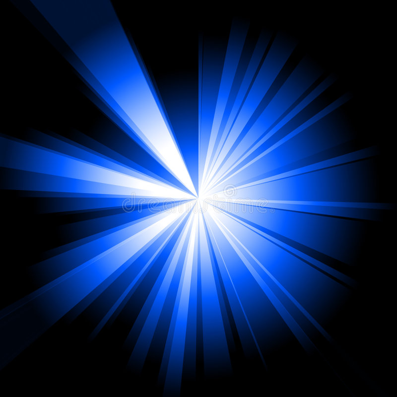 Download Blue Burst stock photo. Image of bombs, gradient, background - 2184322