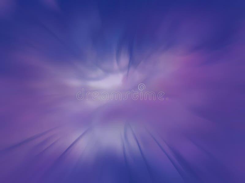 Blue Burst stock images