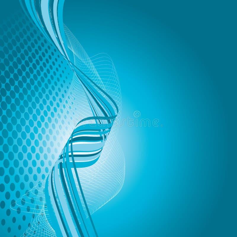 Download Blue business background stock vector. Illustration of design - 9763182