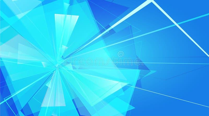 blue card απεικόνιση αποθεμάτων