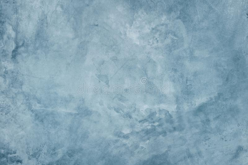 blue cement wall with dark texture background royalty free stock photography