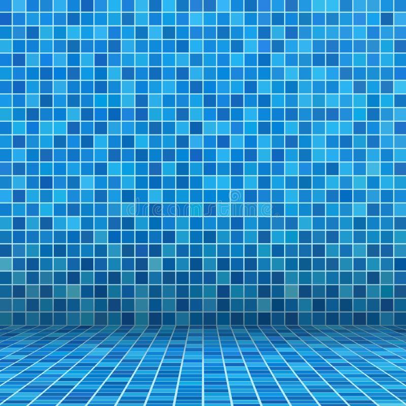Free Blue Ceramic Tile Stock Photos - 45868393