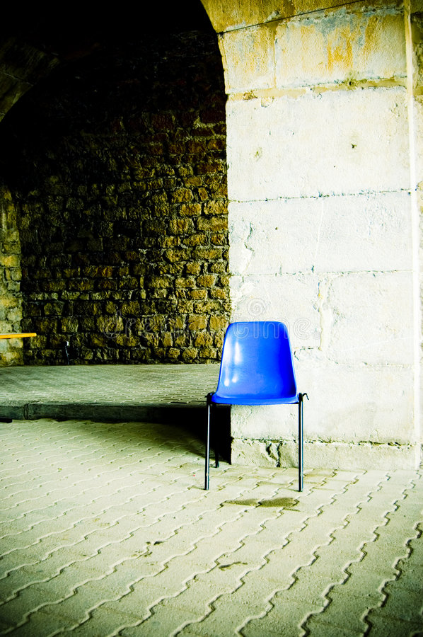 Download Blue Chair Stock Photos - Image: 1852883