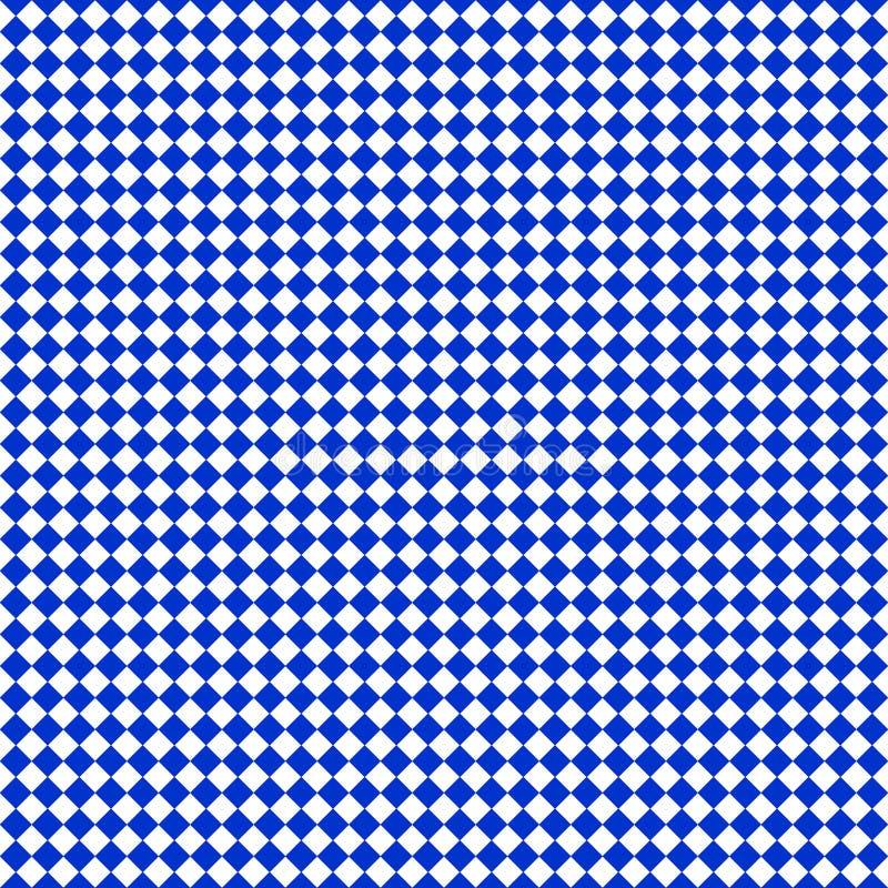 Download Blue checkered pattern stock illustration. Illustration of fashion - 10253438