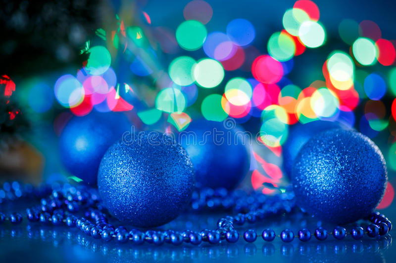 Download Blue Christmas Ball Royalty Free Stock Photo - Image: 35748295