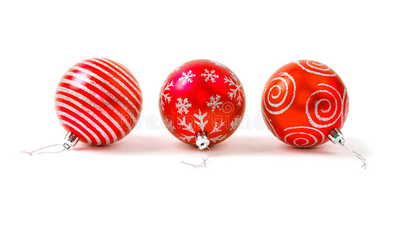 Download Blue christmas balls stock image. Image of round, decorative - 25532423