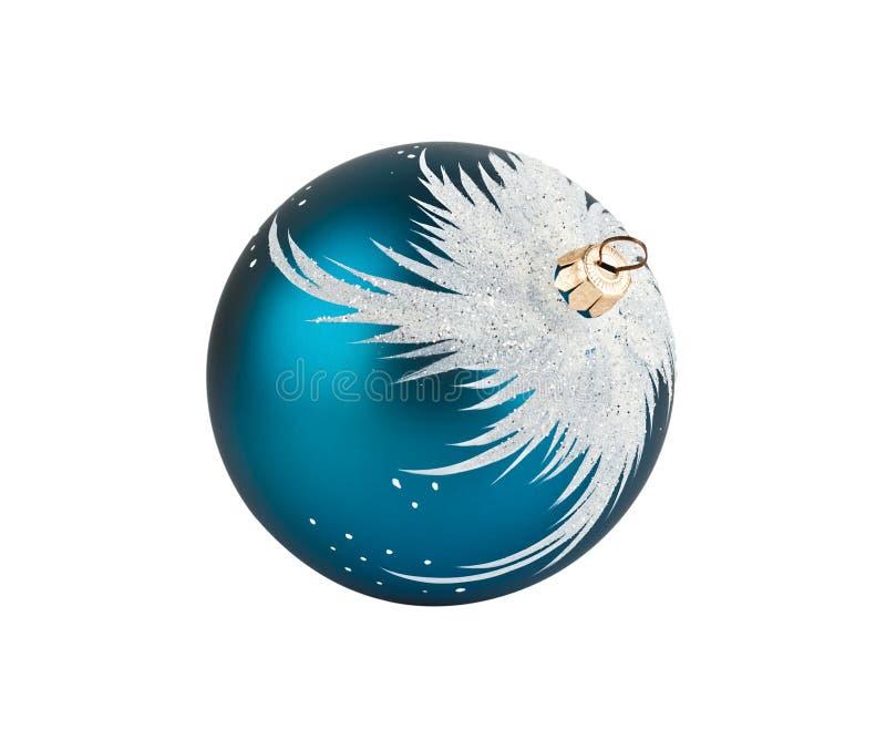 Download Blue Christmas Decoration Ball Stock Image - Image: 22056107