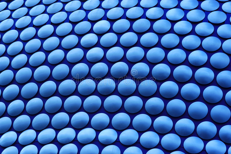 Blue Circles royalty free stock image