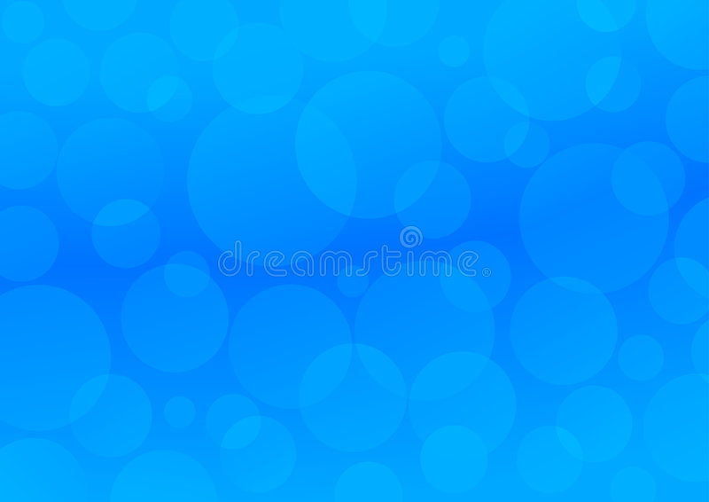 Download Blue Circles. Abstract Background Stock Illustration - Image: 8827272