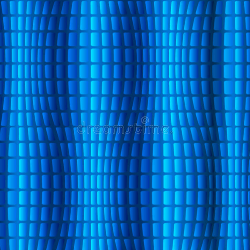 Blue clean vector abstract background. Pattern eps 10 royalty free illustration