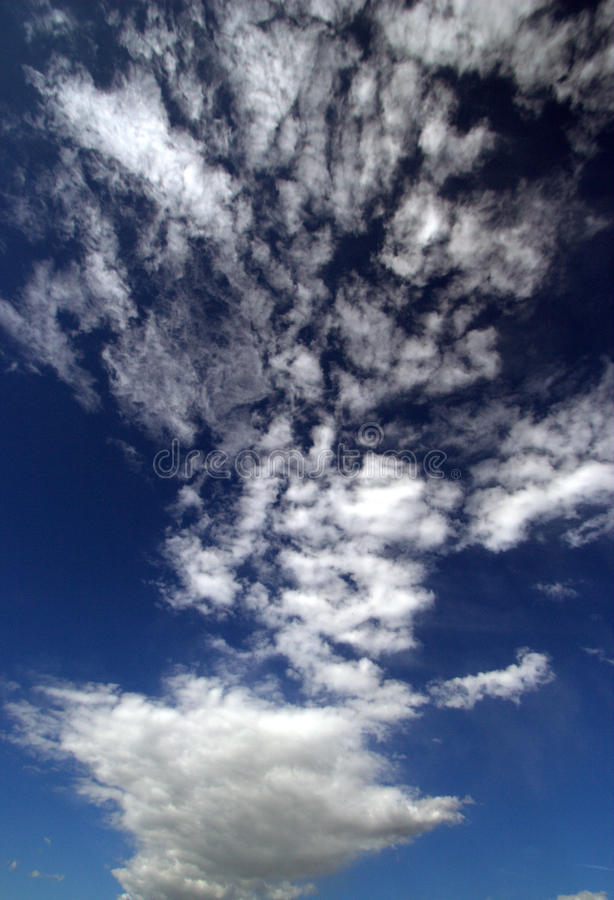 Download Blue cloudy sky stock photo. Image of image, cloud, photograph - 14236456