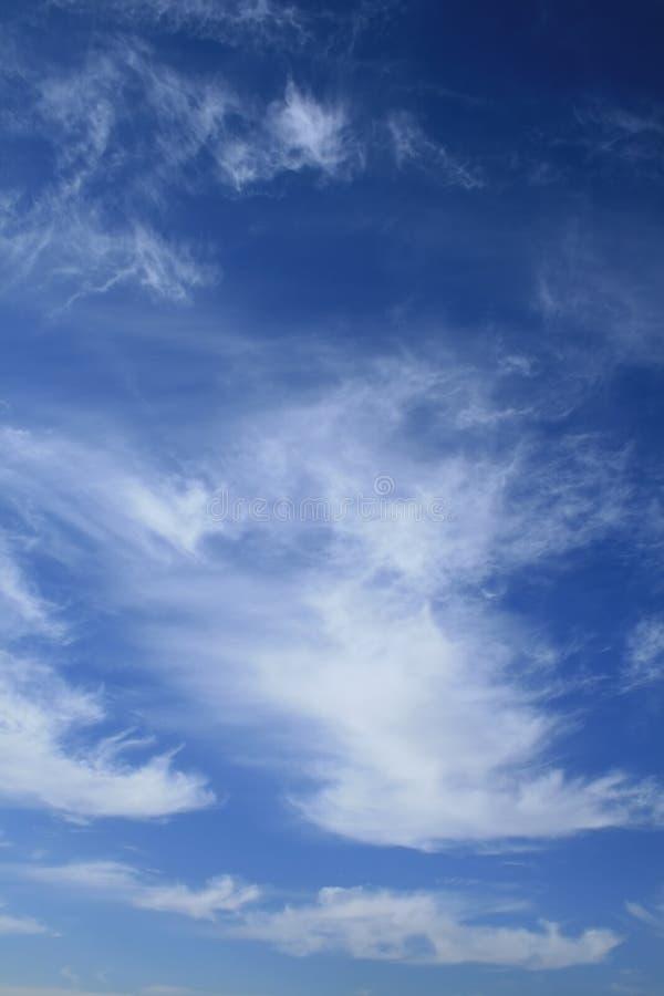Free Blue Cloudy Sky Royalty Free Stock Photos - 3389628