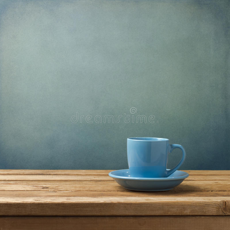 Free Blue Coffee Cup Royalty Free Stock Images - 28036909