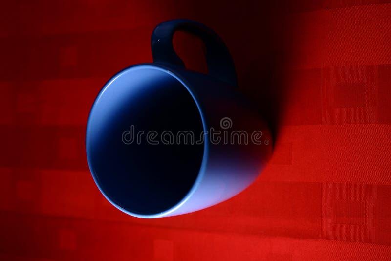 Free Blue Coffee Mug Royalty Free Stock Image - 33492346
