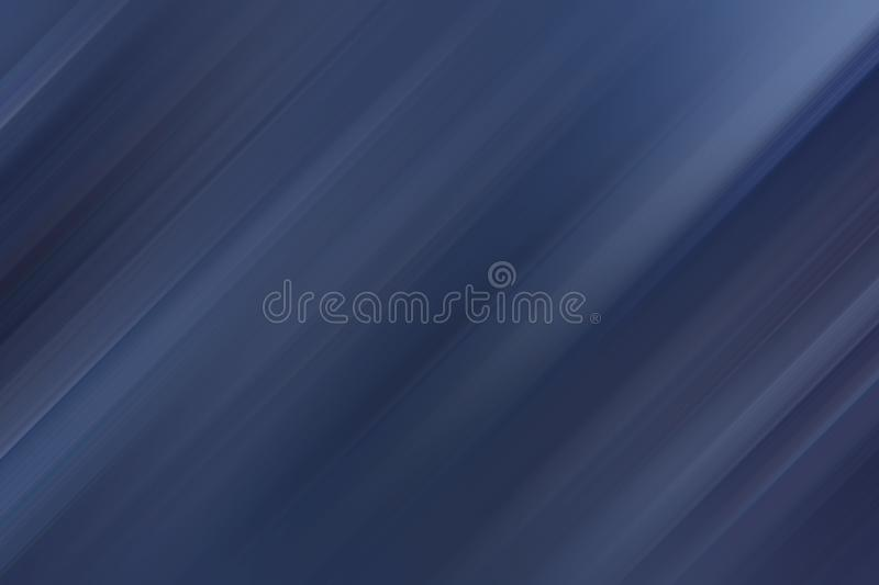 Blue color abstract background. Blurred blue color abstract background royalty free illustration