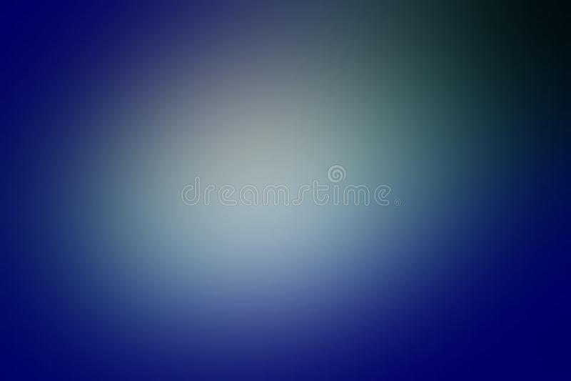 Blue color abstract blur background wallpaper, vector illustration. royalty free stock images