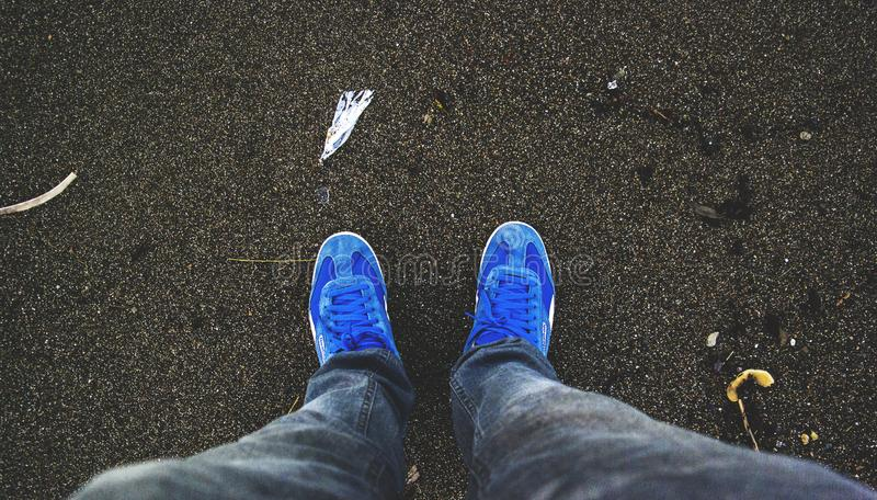 Blue, Color, Deep royalty free stock photo