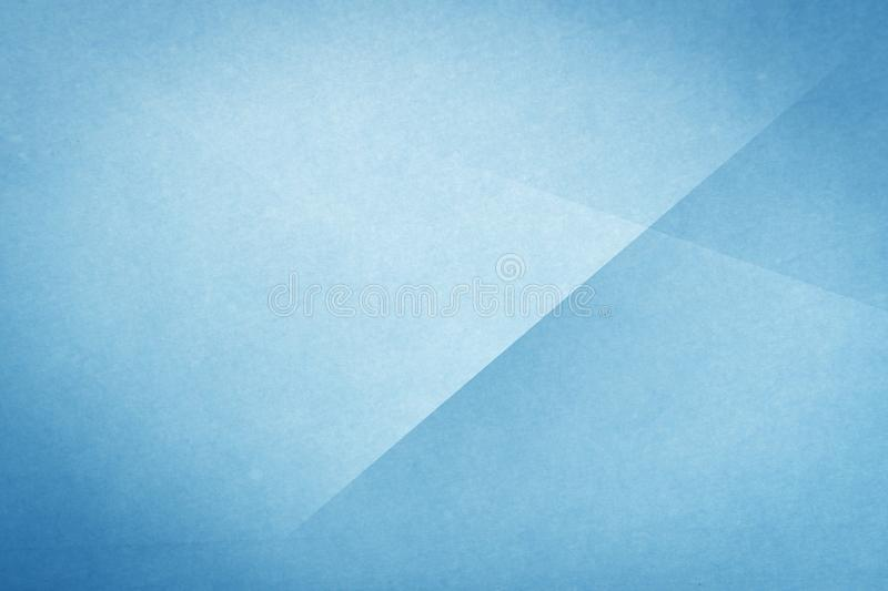 Blue color paper texture background vector illustration