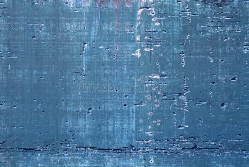 Blue concrete royalty free stock photos