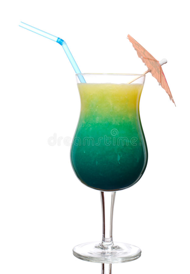 Blue curacao and orange juice stock photo image of for Orange and blue cocktails