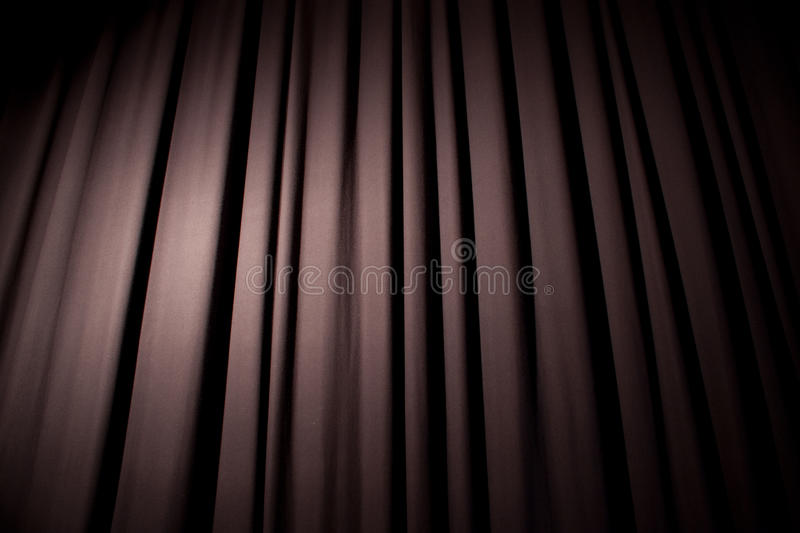 Download Blue Curtain stock image. Image of copy, hiding, theatrical - 15456971