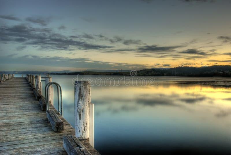 Download Blue Dawn stock image. Image of rocks, color, dusk, australia - 10972519