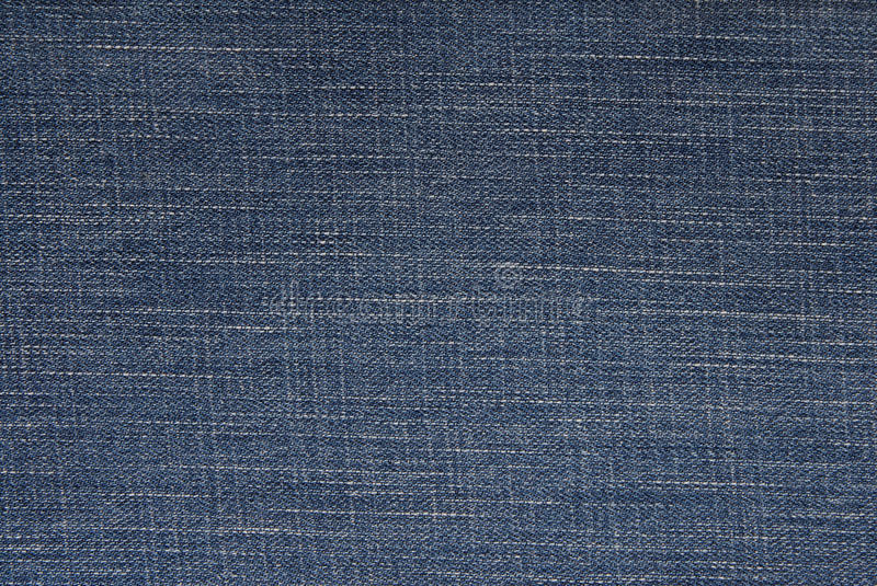 Blue denim background, jeans fabric, royalty free stock image