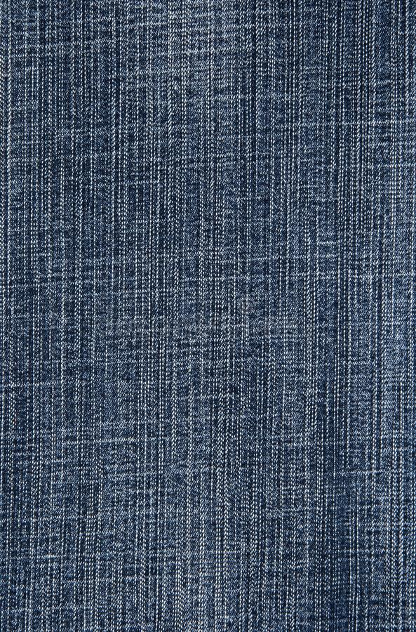 Blue denim fabric background royalty free stock images