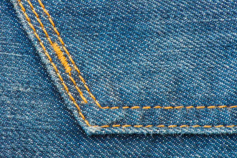Blue Denim Jean Texture background royalty free stock photos