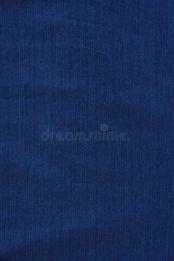 Blue denim texture background abstract seamless pattern. Blue denim seamless fabric texture for background, abstract pattern stock image