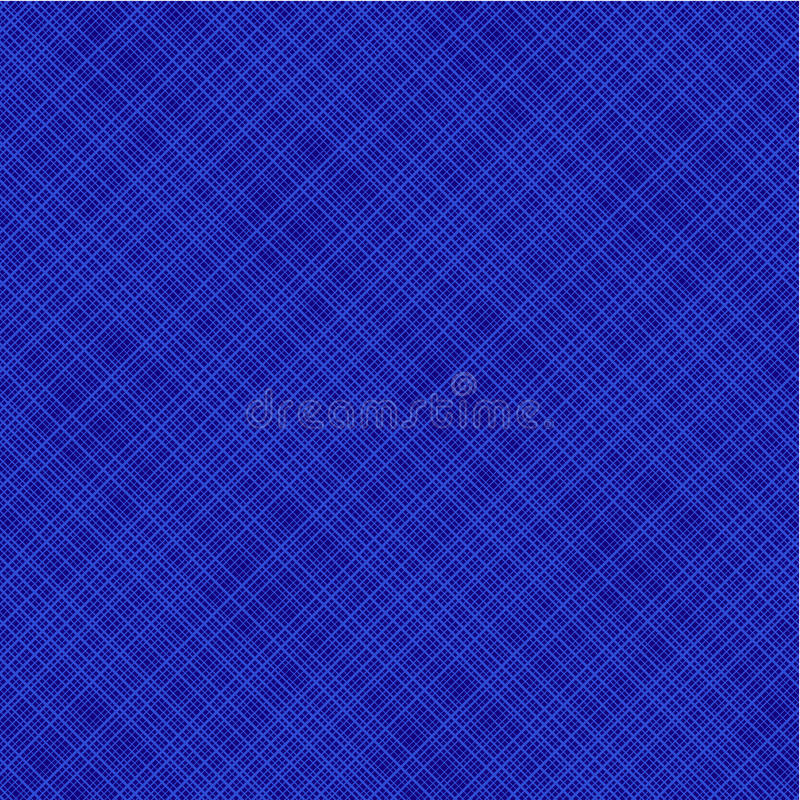 Blue diagonal fabric, seamless pattern included