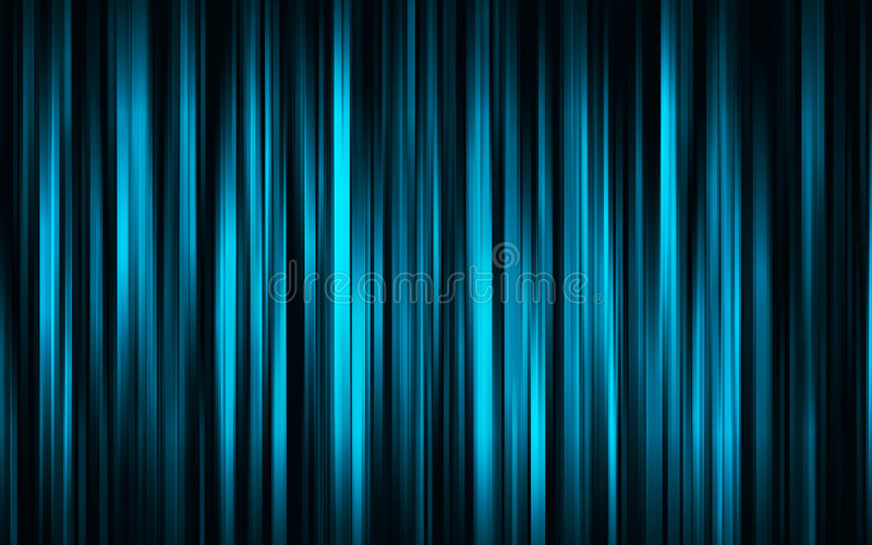 Blue digital curtain royalty free stock photography