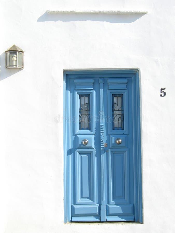 Free Blue Door Stock Photos - 153593