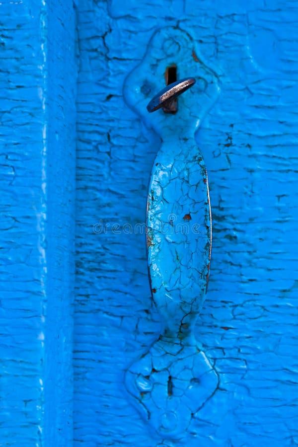 Blue Door royalty free stock photography