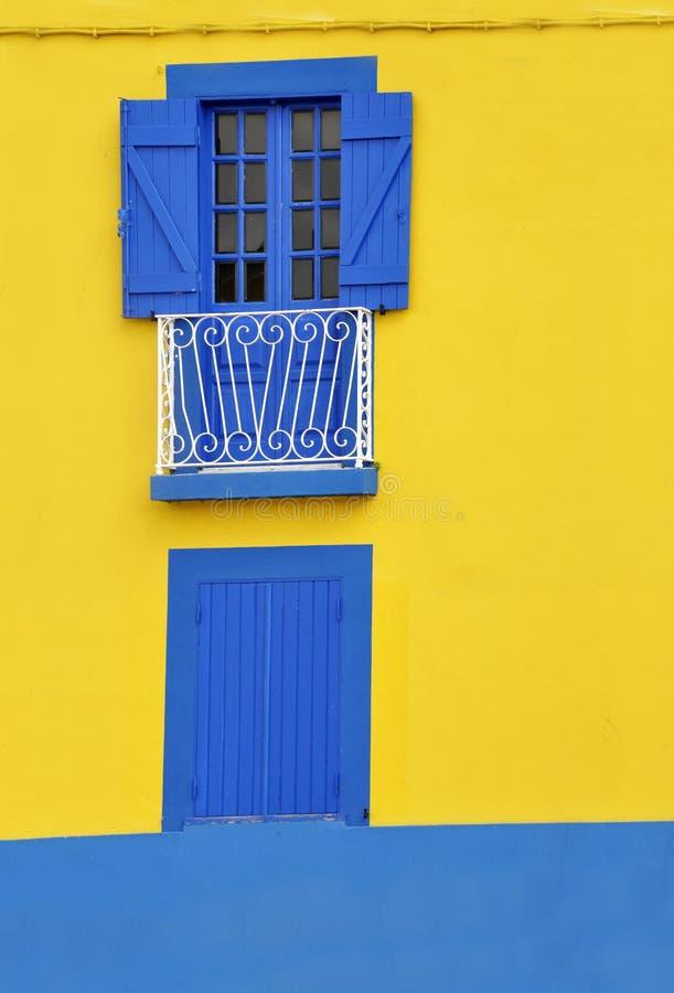 Download Blue Door And Window Stock Photo - Image: 24182760