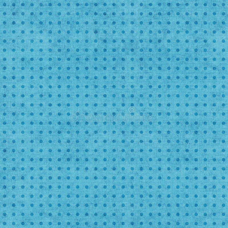 Download Blue doted background stock illustration. Image of artwork - 7546499
