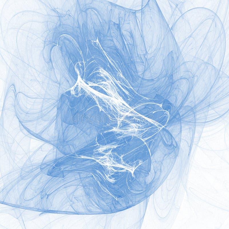 Blue dream vector illustration