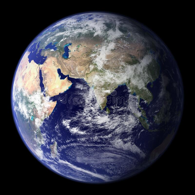 Blue Earth Free Public Domain Cc0 Image
