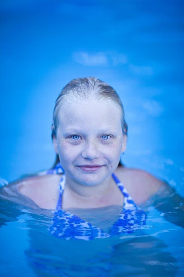 Download Blue eyes stock image. Image of summertime, holidays - 25950481