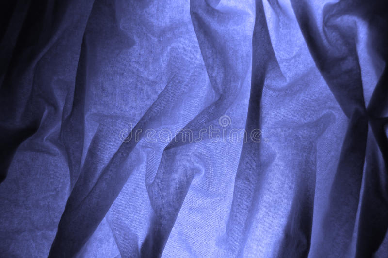 Download Blue fabric background stock image. Image of nature, rippled - 22163297