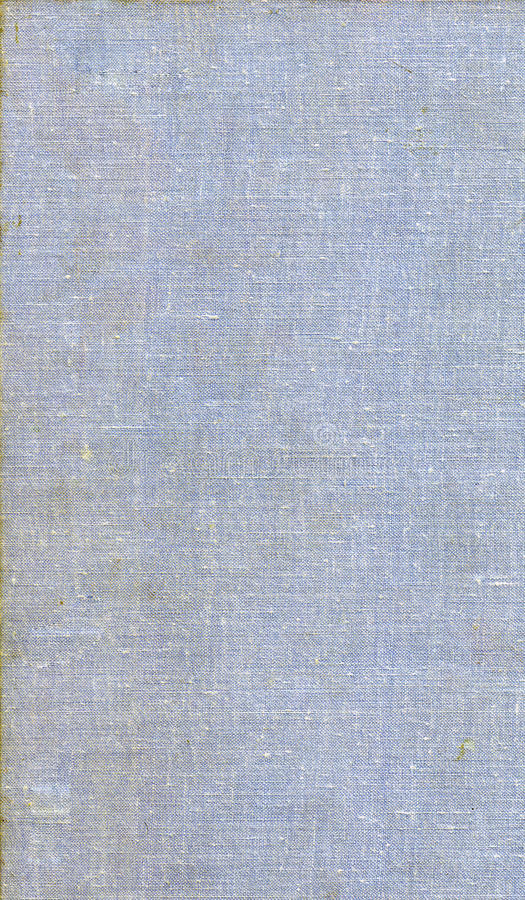 Blue fabric texture stock image
