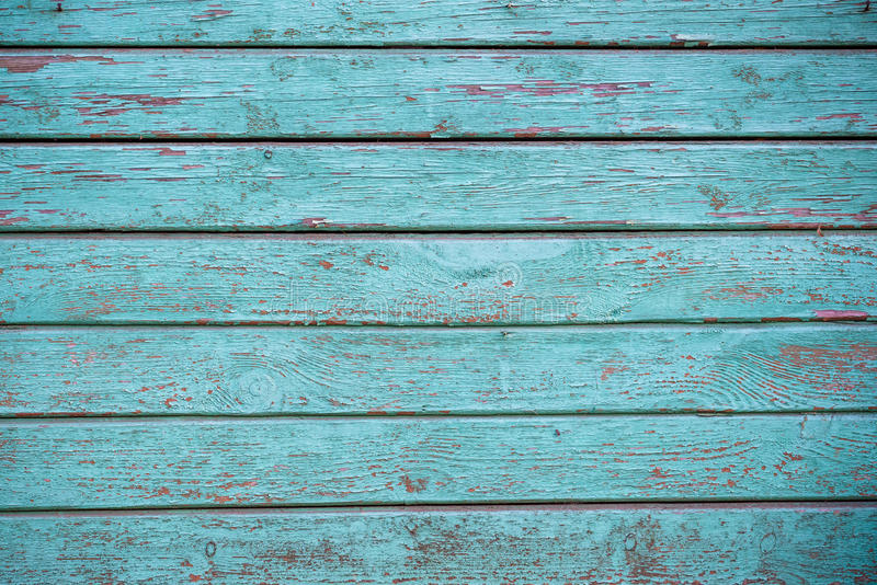 Download Blue Faded Painted Wooden Texture Background And Wallpaper Horizontal Composition Stock Photo