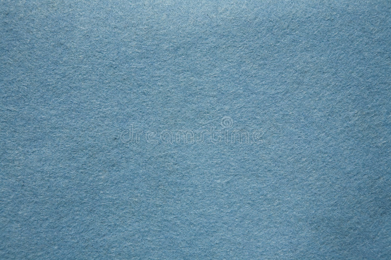 Blue felt royalty free stock photography