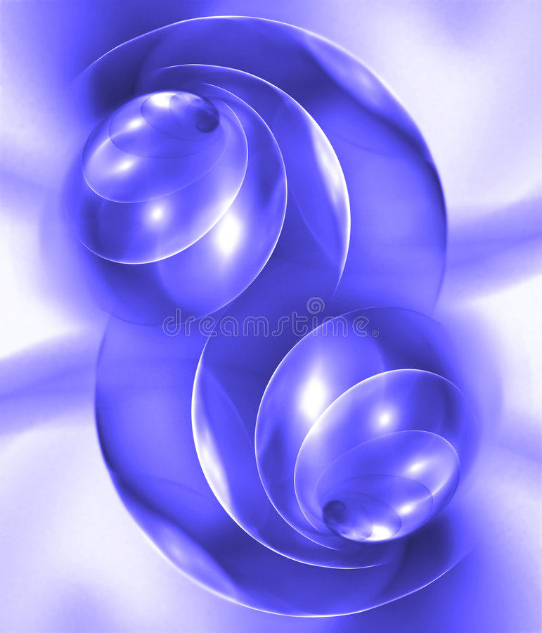 Download Blue flame stock illustration. Image of nice, exploding - 5411071