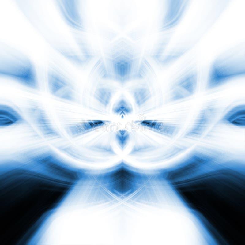 Download Blue Flash stock illustration. Illustration of concept - 365308