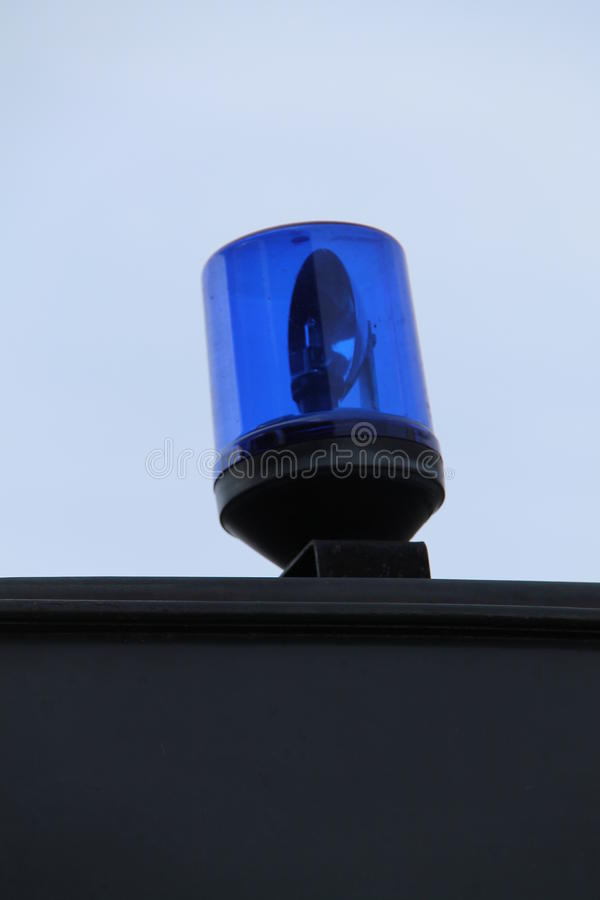 Free Blue Flashing Light. Royalty Free Stock Image - 94269826