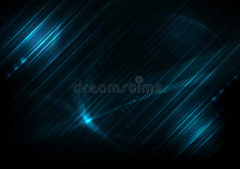 Blue futuristic english code abstract backgrounds royalty free illustration
